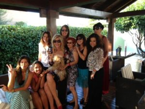 beauty party en Tacha