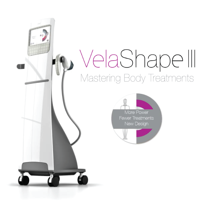 VelaShape Tratamiento para combatir la flacidez celulitis grasa localizada