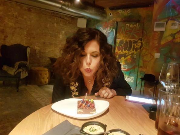 Cumpleaños Natalia de la Vega