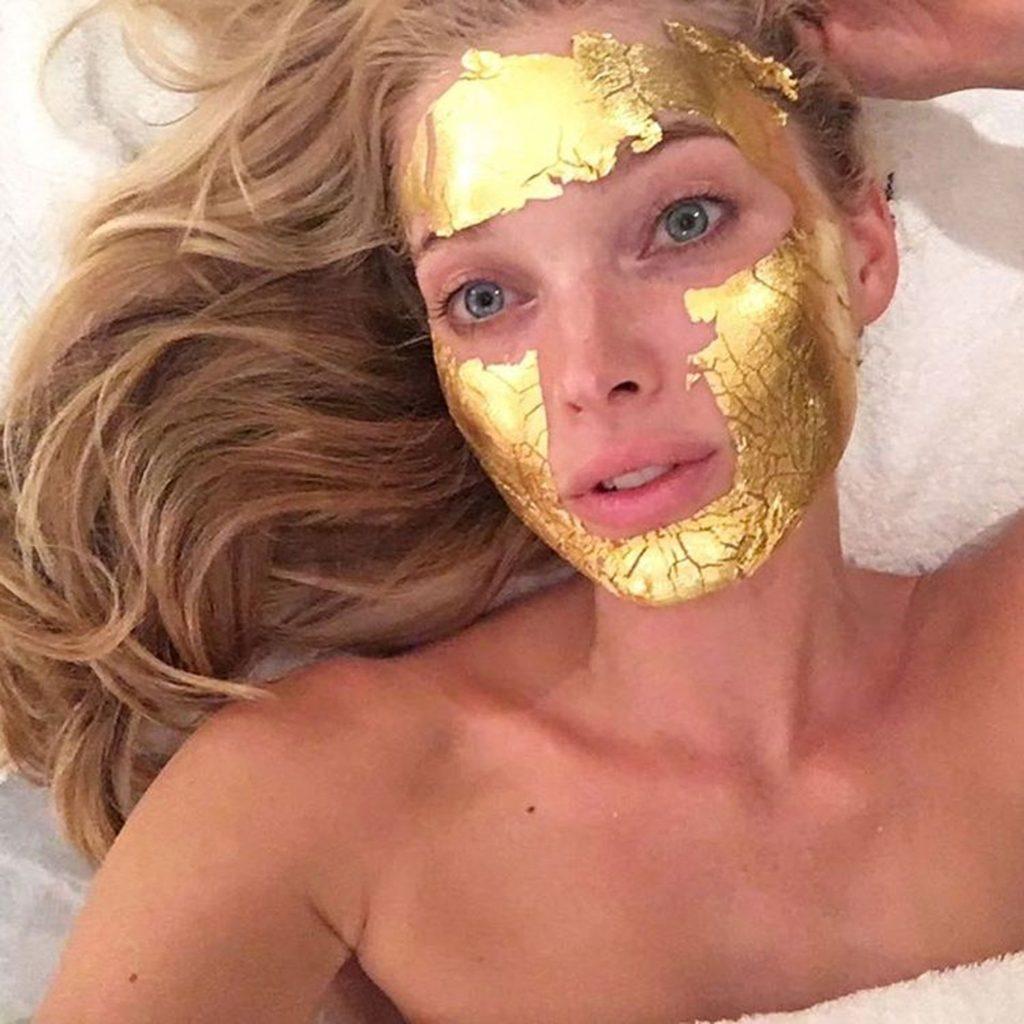 mascarilla oro 24k pure gold treatment tacha madrid