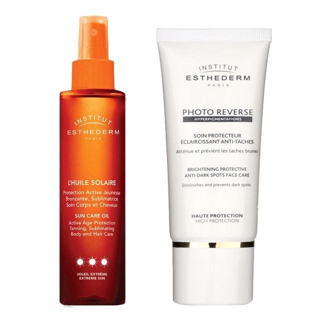 Productos para proteger la piel del sol