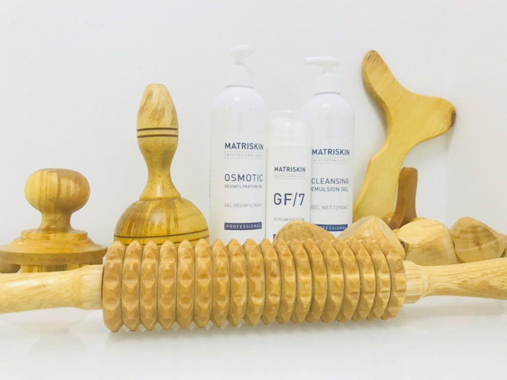 tratamientos corporales manuales: maderox