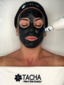 Tacha Black Mask