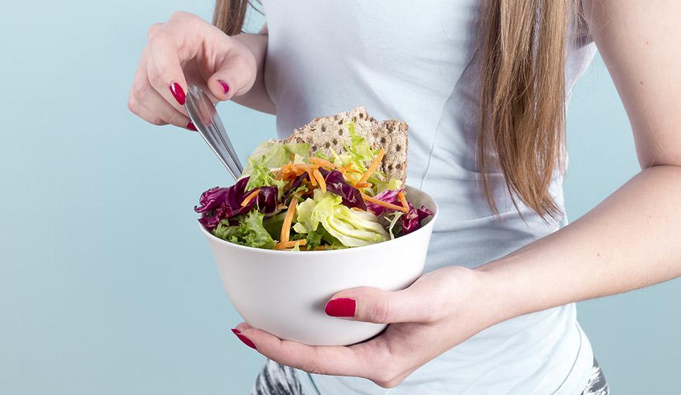 Cuidar el cuerpo - Nutrición